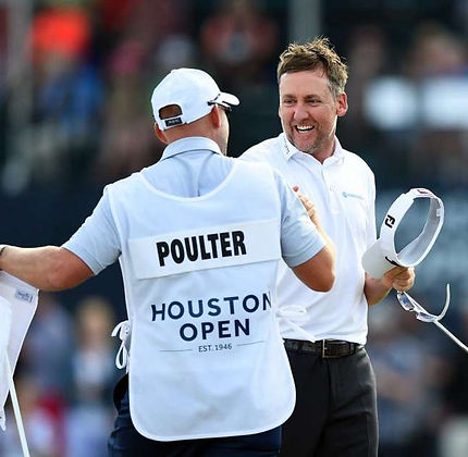 TAGG 200 GREATEST GOLFERS - IAN POULTER - 2018 HOUSTON OPEN - WINNER