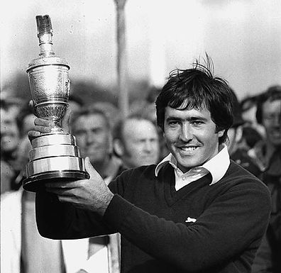 GREATEST GOLFERS - SEVE BALLESTEROS - BIRTHDAY : 9 APRIL - TAGG 200