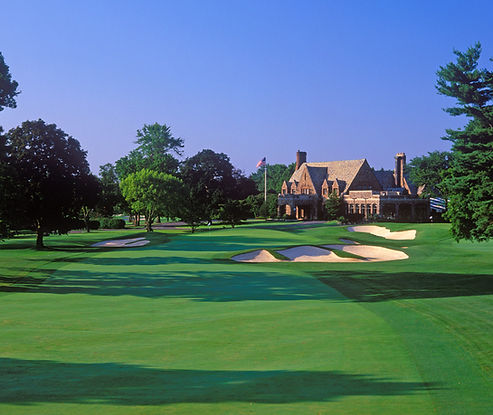 US TOUR - TAGG 200 Greatest Golfers & Courses - WINGED FOOT GC