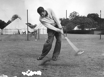 GREATEST GOLFERS - CARY MIDDLECOFF - BIRTHDAY : 6 JANUARY - TAGG 200
