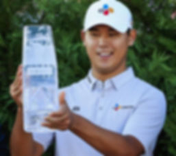 US Tour - GREATEST GOLFERS - TAGG 200 - 5.1pts - KIM SI-WOO - 2017 - PLAYERS CHAMPIONSHIP - WINNER