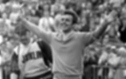 GREATEST GOLFERS - TONY JACKLIN - BIRTHDAY : 7 JULY - TAGG 200