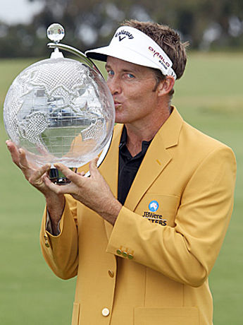 GREATEST GOLFERS - STUART APPLEBY - BIRTHDAY : 1 FEBRUARY - TAGG 200