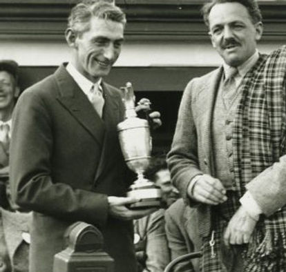 GREATEST GOLFERS - TOMMY ARMOUR - BIRTHDAY : 24 SEPTEMBER - TAGG 200