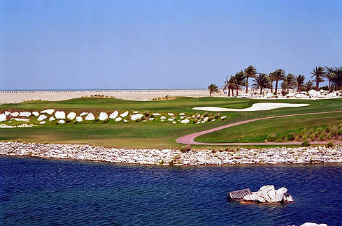EURO TOUR - Doha GC - Commercial Bank Qatar Masters - TAGG 200 Greatest Golfers