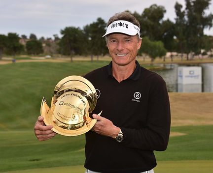 PGA TOUR CHAMPIONS - GREATEST GOLFERS - #1 - BERNHARD LANGER - Greatest Senior Golfers - TAGG 200