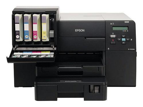 מדפסת אפסון Epson B-310N מומרת סובלימציה