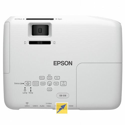 מקרן Epson EBX18