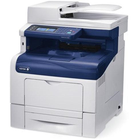 מדפסת Xerox Phaser 6605DN זירוקס XEROX