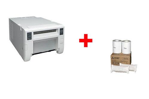 מדפסת מקצועית מצובישי+נייר להדפסה 1600 מגנטים