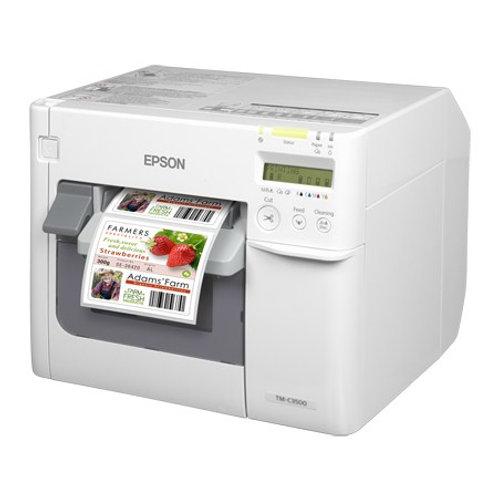 מדפסת TM-C3500