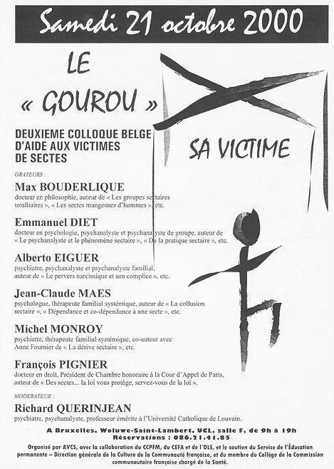 Affiche 2000 Gourou a4.jpg