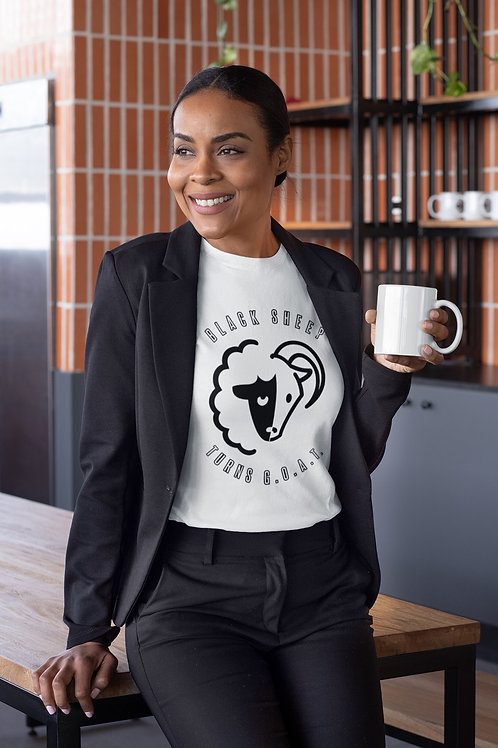 """Black Sheep Turns G.O.A.T."" Tee"