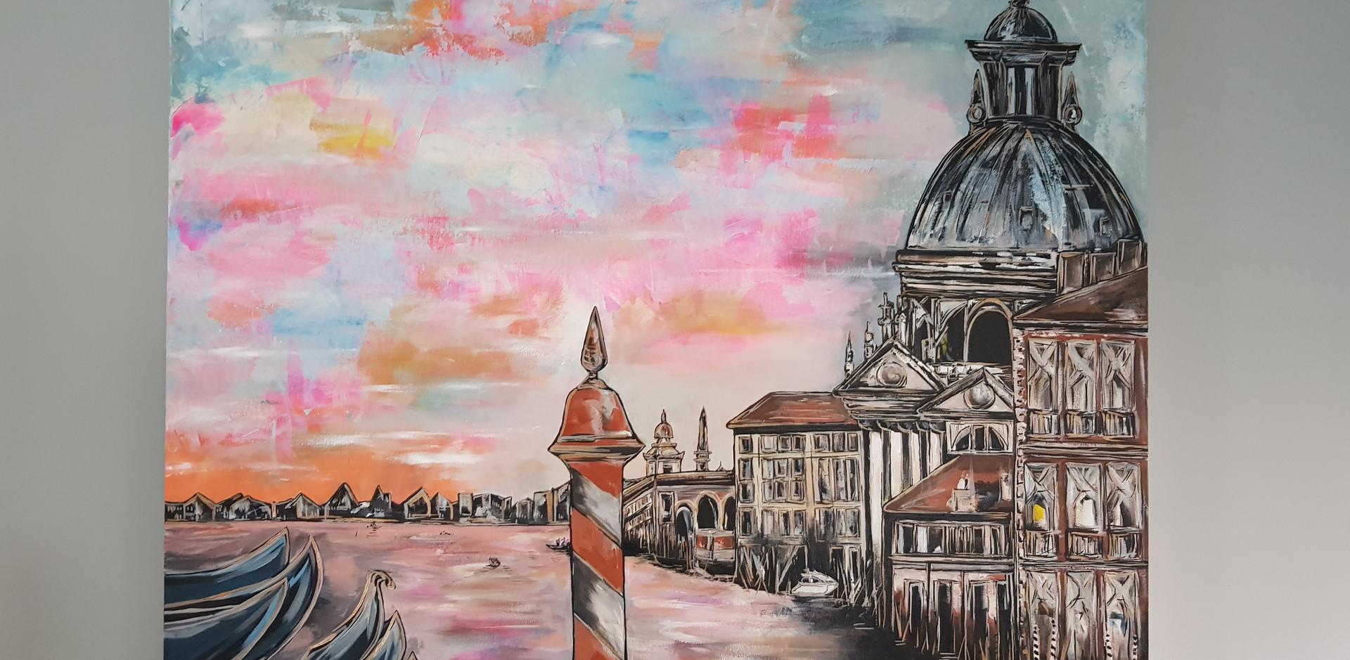 Venice Landscape - Commission