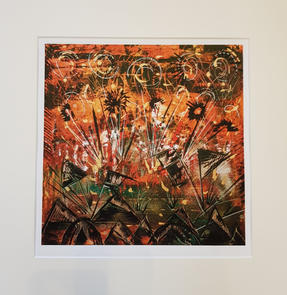 Fireworks limited edition prints