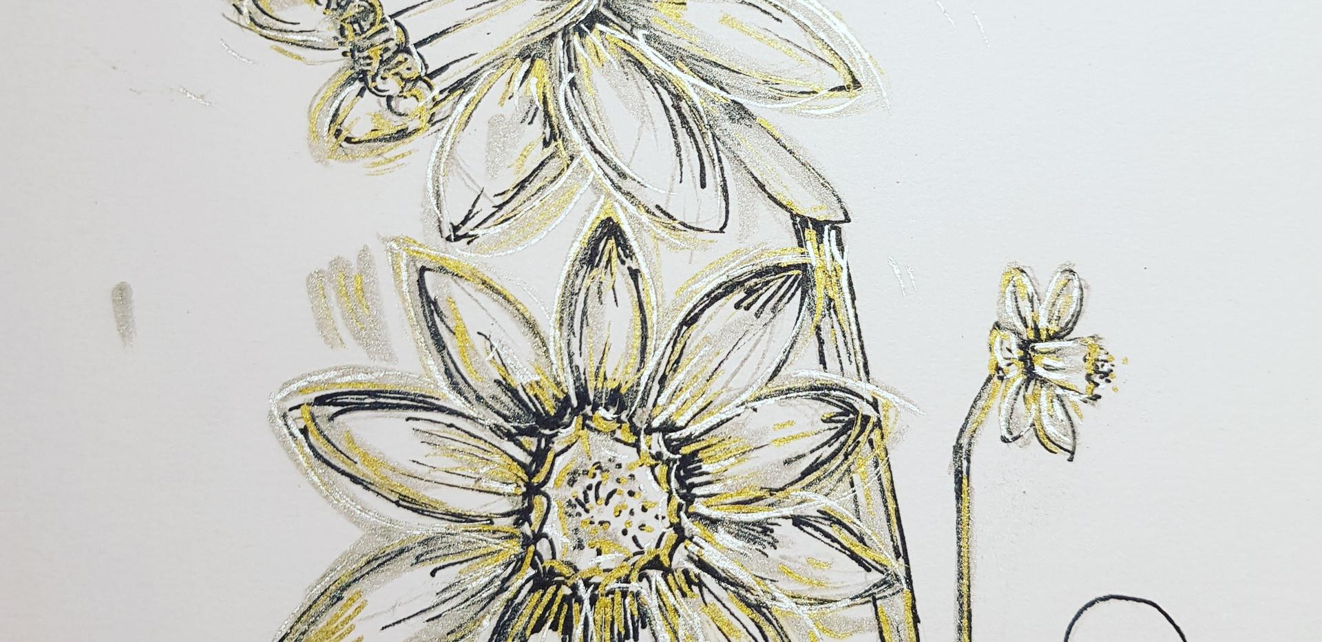 Floral series 6