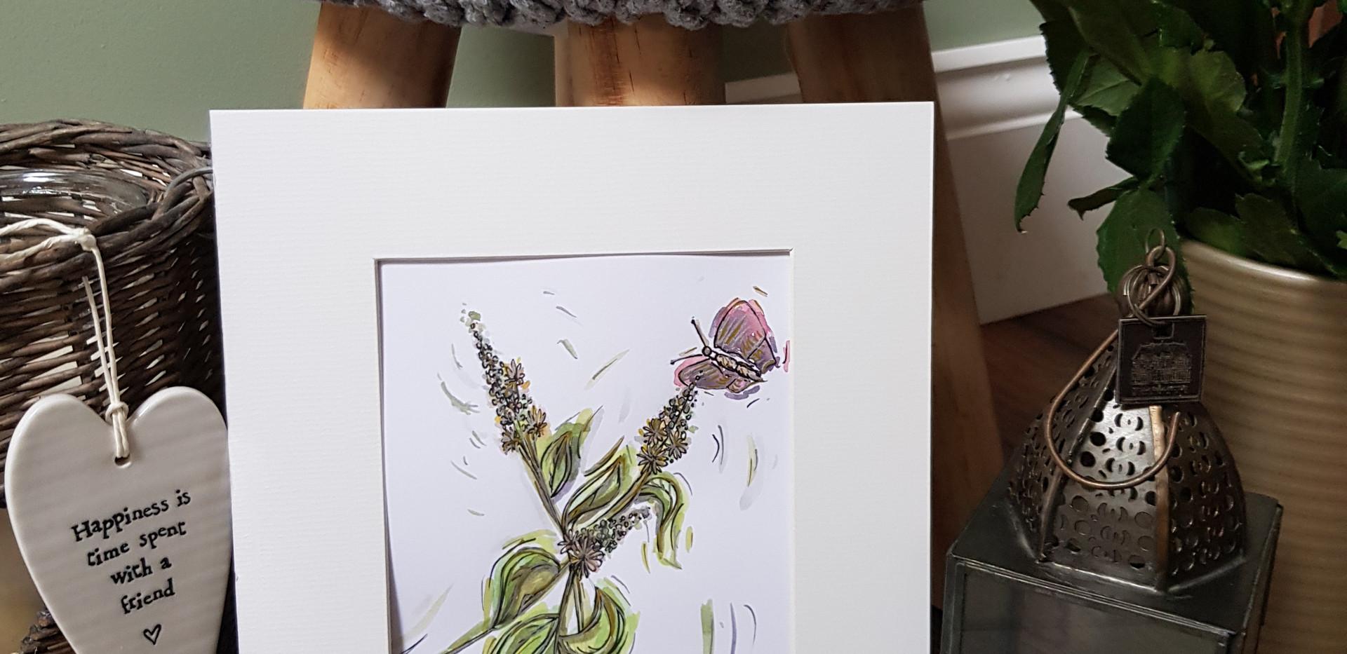 Floral series 8
