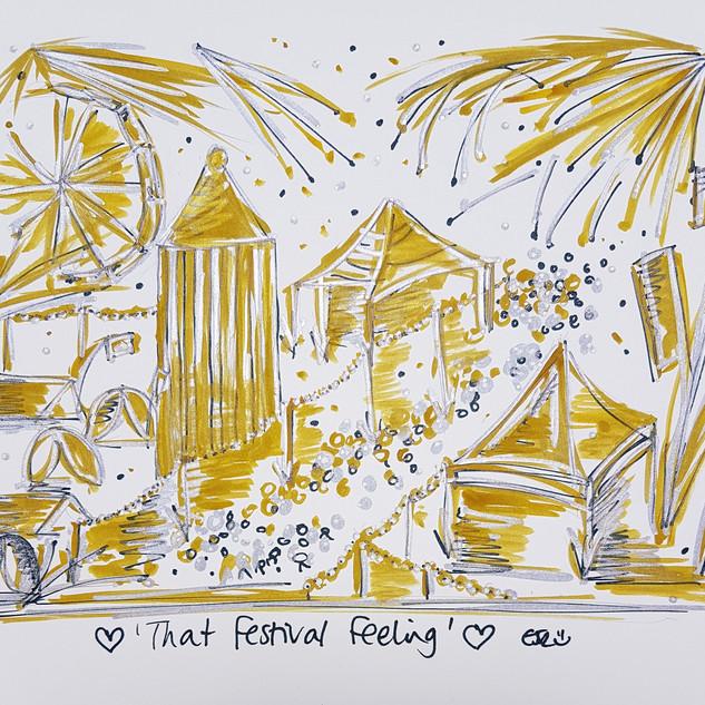 The Festival Feeling
