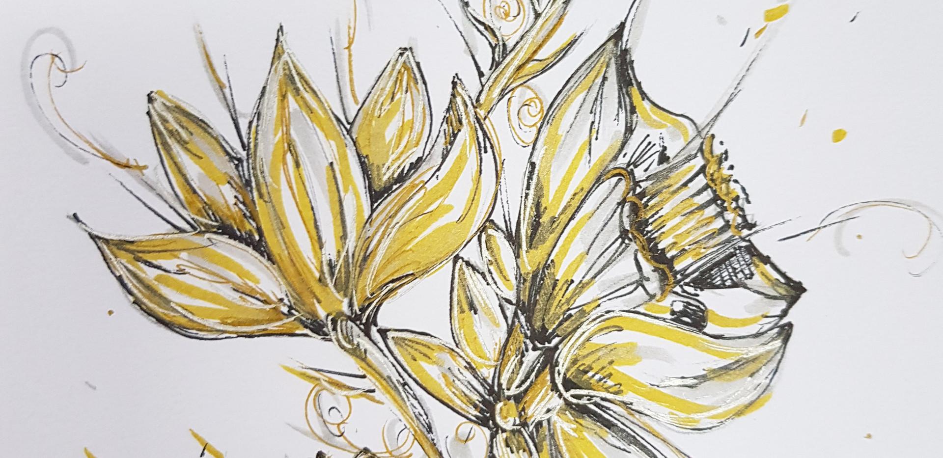 Floral series 7