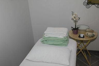 Massage d'une partie du corps