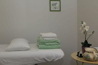 Massage détente musculaire