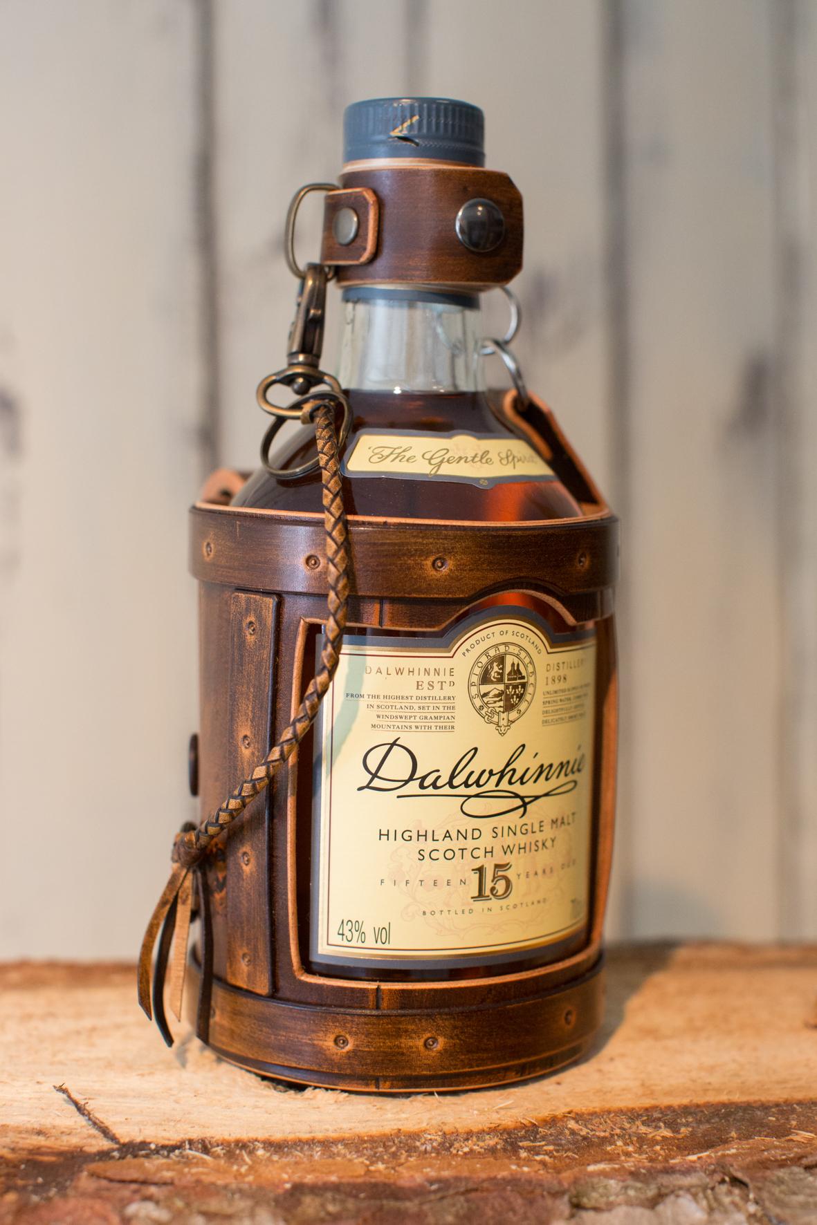 Whiskey-Einkleidung