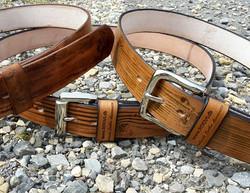 Wood Belt