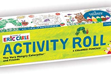 Very Hungry Caterpillar Activity Roll