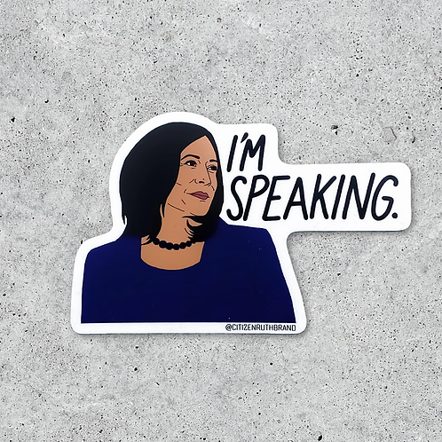 Kamala Harris Stickers