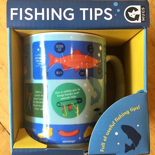 Fishing Tips Mug