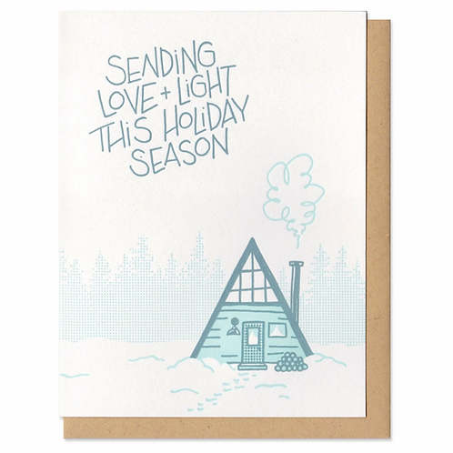 Sending Love + Light This Holiday Season