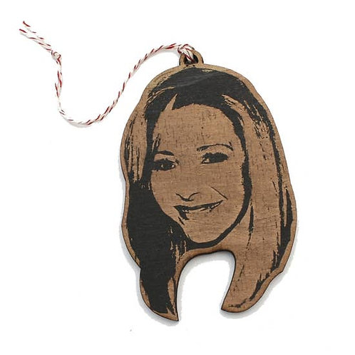 Friends Wooden Ornaments