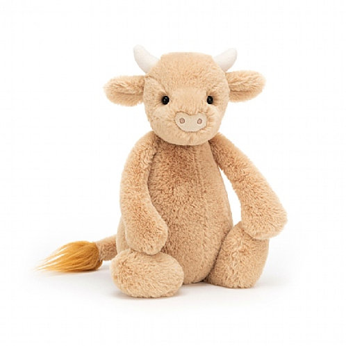 Bashful Brown Cow Medium 12""