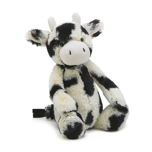 Bashful B&W  Calf Medium 12""