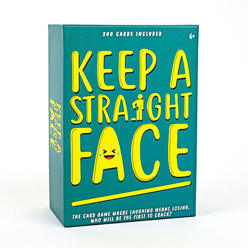 Keep A Straight Face Game