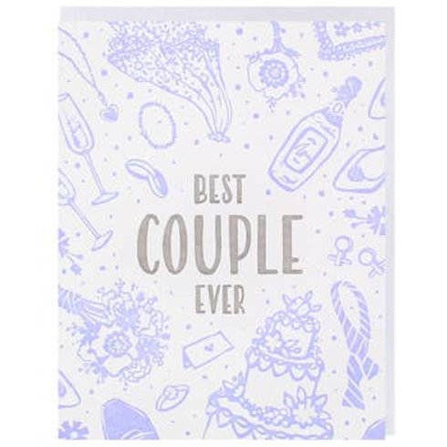 Best Couple Ever Greeting Card