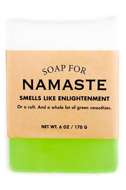 Soap for Namaste