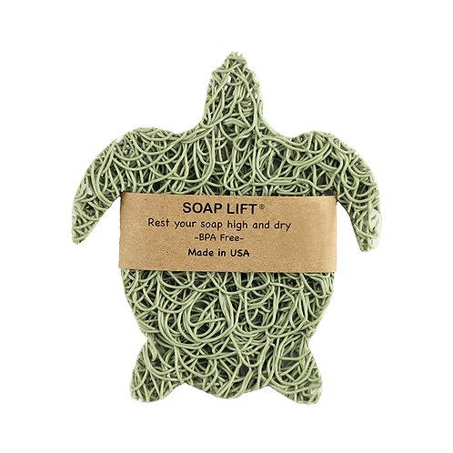 Sage Turtle Soap Lift