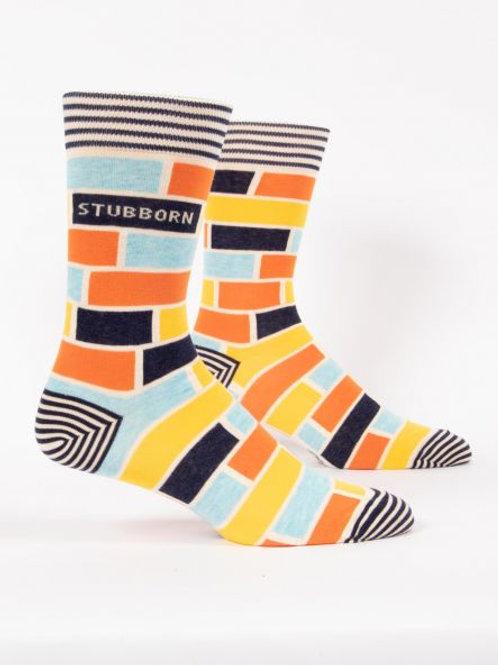 Men's Stubborn Crew Sock