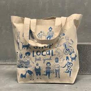 Shop Local Feel Good Tote Bag