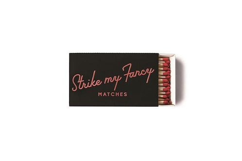 Strike My Fancy Box of Matches