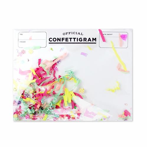 Piñata Confettigram