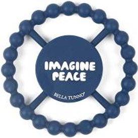 Imagine Peace Happy Teether