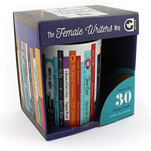 The Female Writers Mug