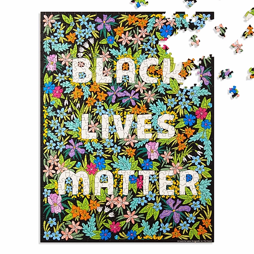 Black Lives Matter 500 Piece Puzzle