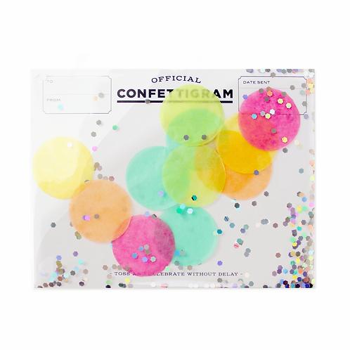 Disco Confettigram