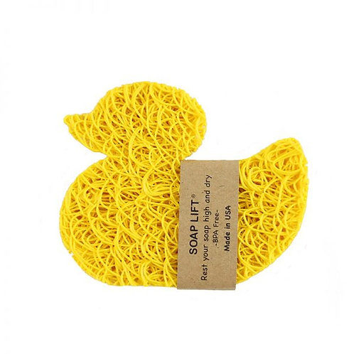 Yellow Rubber Duck Soap Lift
