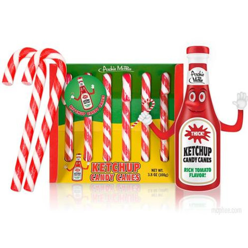 Crazy Candy Canes