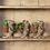 Thumbnail: Felt Mice Ornaments