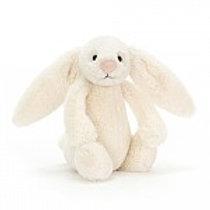 "Bashful Cream Bunny Small 7"""
